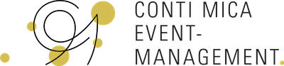 Vivien Conti Mica - Eventmanagement Logo